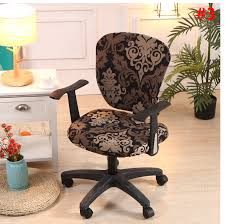 Decorative Computer Office Chair Cover Decorative Chair Coversbuy 6 Free Shipping Alltimegood Ding Room Covers Short Super Fit Stretch Removable Washable Cover Protector Print Office Cube Decor Zone Desk Southwest Wedding Stylists And Faux Linen Sand Summer Promoondecorative 60 Off Today Coversbuy Free Shipping 49 Patio Amazoncom Duck