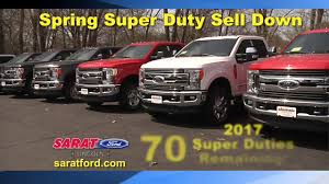Super Duty Sell Down - Ford Trucks For Sale - Sarat Ford Agawam ...