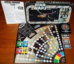 Star Wars Escape From Death Game Board