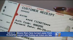 Halloween Greenfield Village Promo Code by Disappointed Fans Find Out They Bought Fake Bruno Mars Tickets