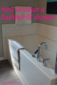 A Bathtub Tile Refinishing Houston by Best 25 Deep Cleaning Bathtub Ideas On Pinterest Bathtub