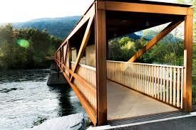 100 Rintala Eggertsson Architects Idea 1642474 Tintra Footbridge By