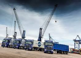 100 Horizon Trucking MercedesBenz Actros Mean Plain Sailing On The Horizon For PD Ports