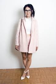Light Pink Coats JacketIn