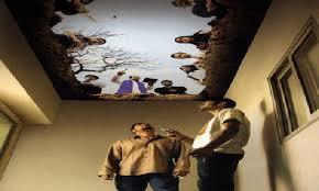 ideas for painting a bathroom smoking room ceiling art smoking