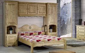 chambre ambiance chambre pont avec lit deux places de 140 cm ambiance montagne