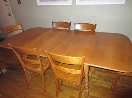 Heywood Wakefield Table And Chairs - Cushman Colonial Buffet ...