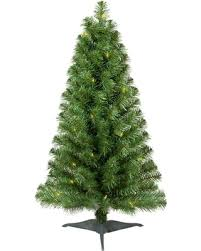 Christmas Trees Prelit Slim by Amazing Deal 3ft Prelit Slim Artificial Christmas Tree Alberta