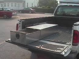 Series 1 Drawer Truck Bed Tool Box 48