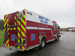 100 New Fire Trucks Kent Supervisors Approve Financing For 32 Million In New Fire