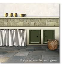 French Country Kitchen Curtains Ideas by French Country Kitchen Design All You Need For An Authentic