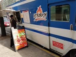 Kebabish Food Truck - Boston Food Trucks - Roaming Hunger