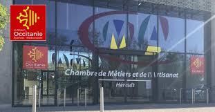 chambre des metiers auch actualités occitanie montpellier carole delga inaugure le