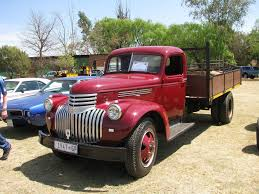 100 1947 Chevrolet Truck Series A Y B M C O D P Commercial Vehicles