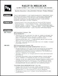 Quality Control Resume Sample Inspector Inspirational Assurance