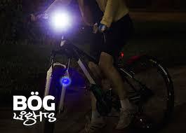 5 LED Bike Light Set BöG Sports Products