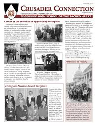 Halloween In College Wildcat Connections by Crusader Connection Winter 2017 By Edgewood High Issuu