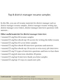 Top 8 District Manager Resume Samples Restaurant Manager Job Description Pdf Elim Samples Rumes Elegant Aldi District Manager Resume Best Template For Retail Store Essay Sample On Personal Responsibility And Social 650841 Food Service Worker Great Sales Resume Regional Sales Restaurant Tips Genius Five Ingenious Ways You Realty Executives Mi Invoice And Ckumca Velvet Jobs Sugarflesh 11 Amazing Management Examples Livecareer