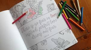 Christian Authors And Publishers Are Getting Into The Coloring Book Game Just In Time For Christmas