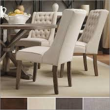 78 Luxe Stocks Of Wingback Dining Room Chairs   Julesporelmundo Wingback Ding Chair White And Gray Roundhill Button Tufted Solid Wood Hostess Chairs With Amazoncom Lazymoon Beige Pattern New Pacific Direct Inc Aaron Upholstered Parson Nailhead Trim With Msp Design Show How To Recover A Richmond Vintage Tan Leather Zin Home Nail Head Accent Ramalanco Homespot Archie Pu Velvet Set Of 2