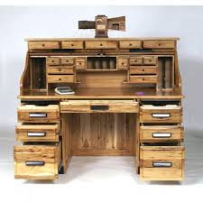 office desk rustic home office desks rustic pine home office