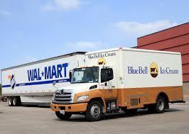 Blue Bell Ice Cream Trucks Are Rolling!