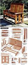 Patio Furniture Plans Woodworking Free by 25 Best Outdoor Furniture Plans Ideas On Pinterest Designer