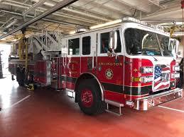 100 Mass Fire Trucks Arlington MA On Twitter AFDs First Ever Tower Truck Arrived