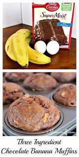 Libbys Pumpkin Muffins Cake Mix by Pumpkin Muffins Two Ingredients Momcrieff