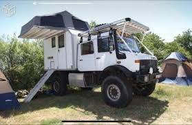 100 Truck Camper Unimog RVs Pinterest Vehicles S And