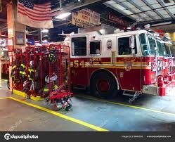 100 Inside A Fire Truck Parking Lot Station Fdny Engine Ladder Battalion