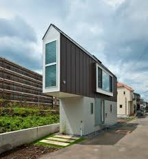 100 Small House Japan This Narrow In Looks Tiny Only From Outside