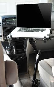 MCAR13 Laptop Computer Mount Stand Holder For Car Van SUV Truck ... Fj Cruiser Ram Mount Installation Overland Adventures And Offroad Aaproducts Heavy Duty Laptop Computer Tablet Mount Stand For Car Truck Best 2018 K005b2 Vehicle Notebook Desk Arm Fresh Leshp Holder This Pickup Gear Creates A Truly Mobile Office Aa Products Mongoose Pro Desks For Semi Trucksno Drill Freightliner Mcar13 Van Suv Mounts Rail Sliders Distributed By Rossbro