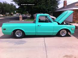 100 Chevy Hot Rod Truck 1968 Gmc C 10 Pro Street Pickup