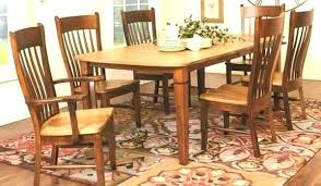 Amish Dining Table Room Tables Furniture