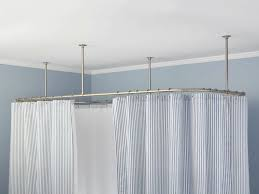 No Drill Window Curtain Rod by Fresh Hanging Curtains Without Drilling And Curtain F I N A L L Ya