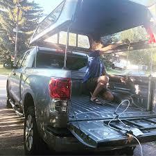 100 Canvas Truck Cap Bed Camper Build CanOverland