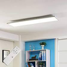 arcchio led panel philia dimmbar mit fernbedienung modern in weiß ua für wohnzimmer esszimmer a inkl leuchtmittel bürole deckenle
