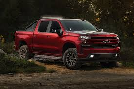 100 Truck Accessories Chevrolet Debuts New Silverado RST OffRoad And Accessories