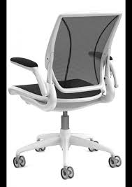 humanscale diffrient world chair black white