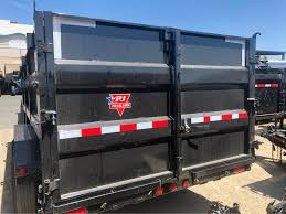 100 Side Dump Truck 2020 PJ Trailers 14 X 83 LOW PRO HIGH SIDE DUMP In Elk Grove California
