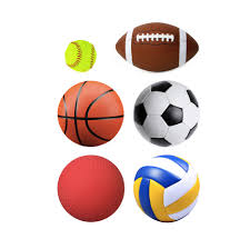 Assorted Sport Balls BYU Outdoors Unlimited