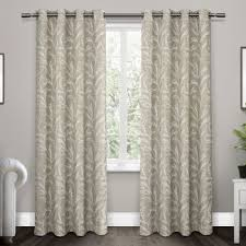 Blackout Curtains For Traverse Rods by Blackout Noise Reducing Curtains Target