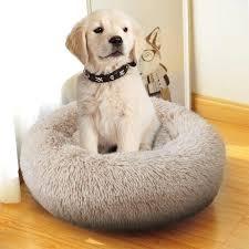 40 100cm weiche hund bett waschbar lange plüsch hundehütte hund haus samt matten sofa für hund chihuahua hund korb haustier bett