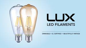 introduces the only dimmable ul certified led filament