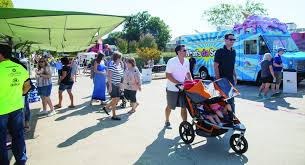 All Ages Of Attendees At Last Years FloMo Food Truck Fest Enjoyed The Cornucopia