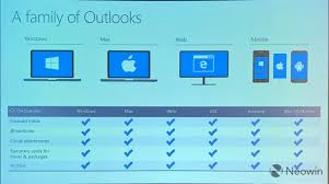Microsoft to Bring iPhone Outlook Email App Features in Windows