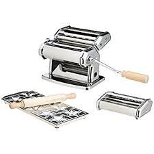 imperia pasta maker machine heavy duty steel