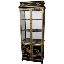 Baker Breakfront China Cabinet by Display Cabinets Kitchen U0026 Dining Room Furniture The Home Depot