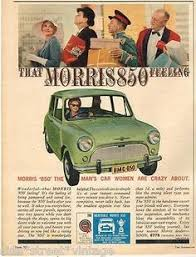 advert for the mini 1000 s unique to south africa mini motor